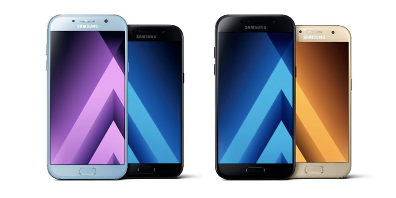 Warna Samsung Galaxy A5 2017