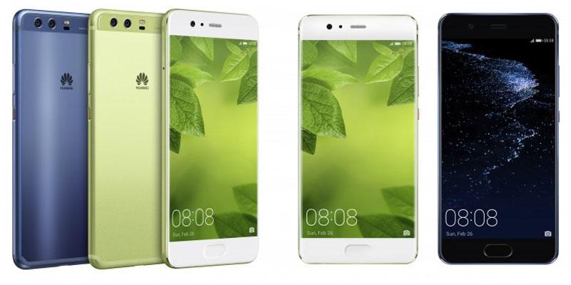 Huawei P10 All
