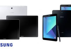 Samsung Galaxy Tab S3 dan Galaxy Book 245x170