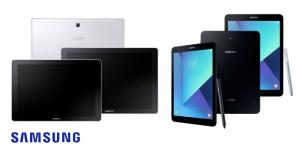 Samsung Galaxy Tab S3 dan Galaxy Book 300x150
