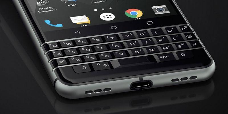 blackberry keyone image 4