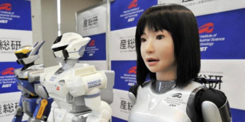 hrp4 robot