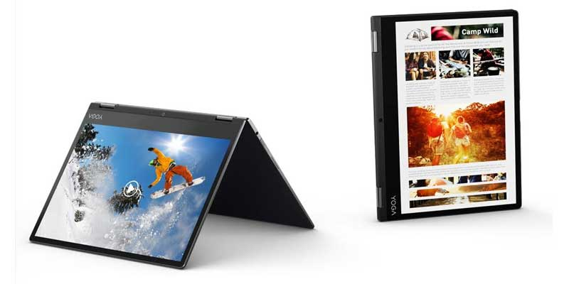 lenovo yoga new