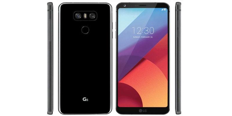 lg g6 press render