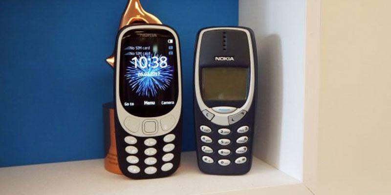 nokia 3310 baru dan lama 2