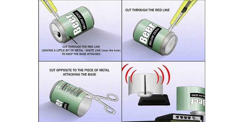 wifi kaleng