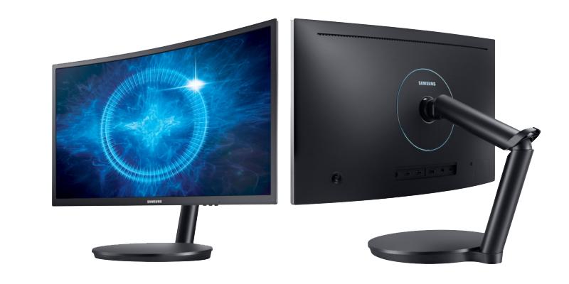 Samsung Gaming Monitor CFG70