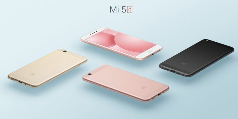 Xiaomi Mi 5c Header