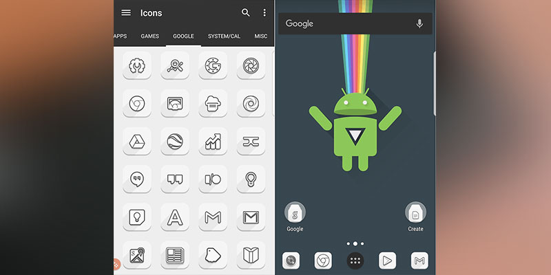 iconpack android image 3