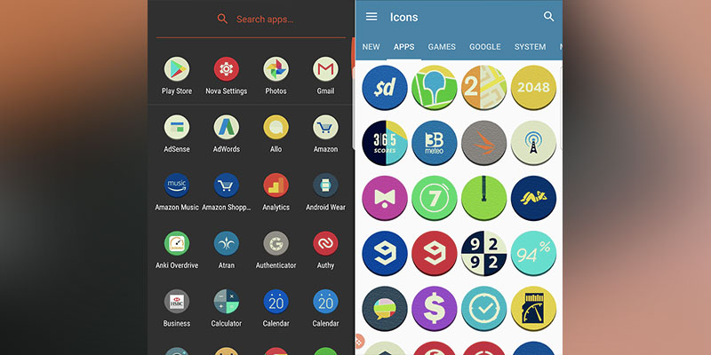 iconpack android image 5