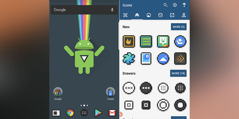 iconpack android image 7
