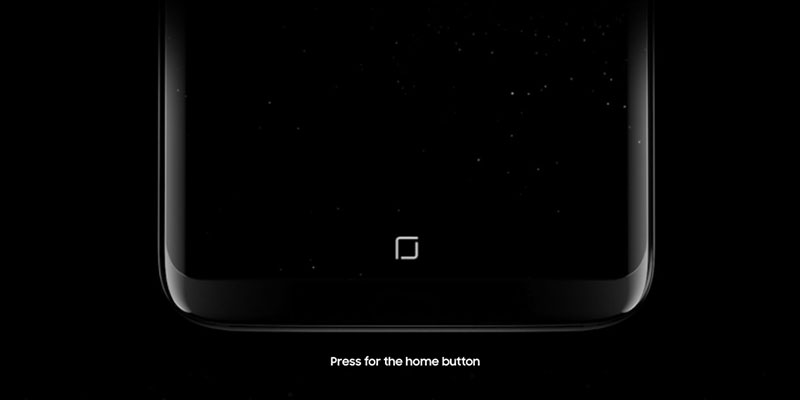 Secretly Button Home Galaxy S8 Can Move Points, this reason
