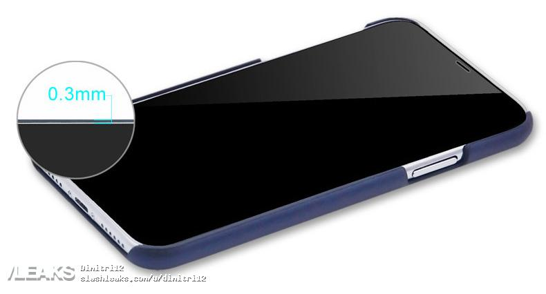 Alleged new renders of the iPhone 8 5