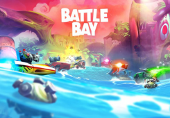 Battle Bay 245x170