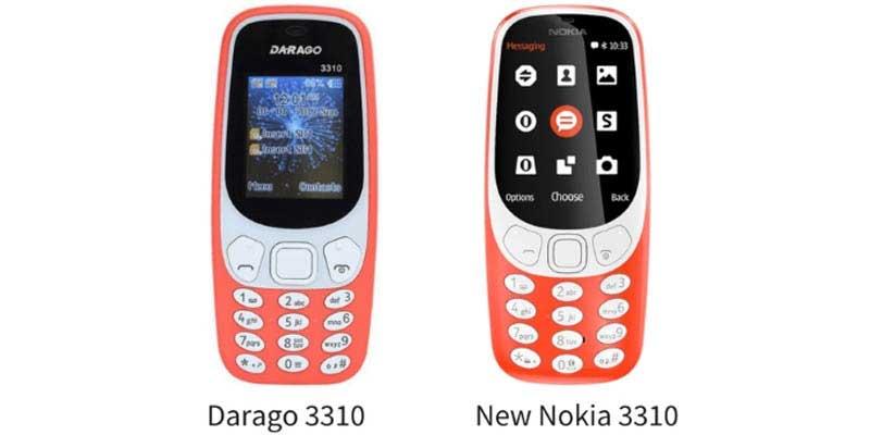 Darago 3310 Nokia 3310 1