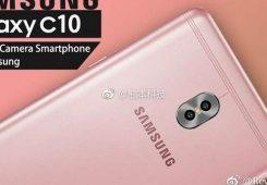 Galaxy C5 245x170