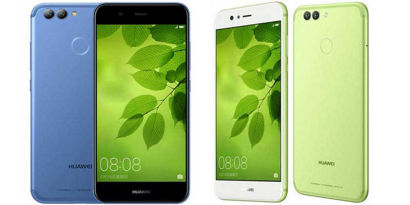 Huawei Nova 2 dan Nova 2 Plus 1