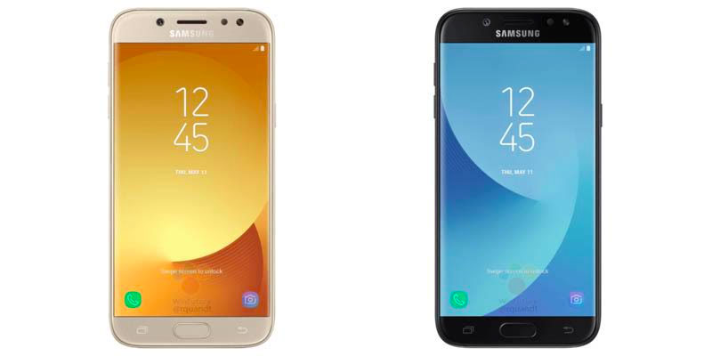 Specifications Samsung Galaxy J5 (2017)