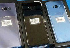 Samsung Galaxy S8 RAM 6 GB 1 245x170