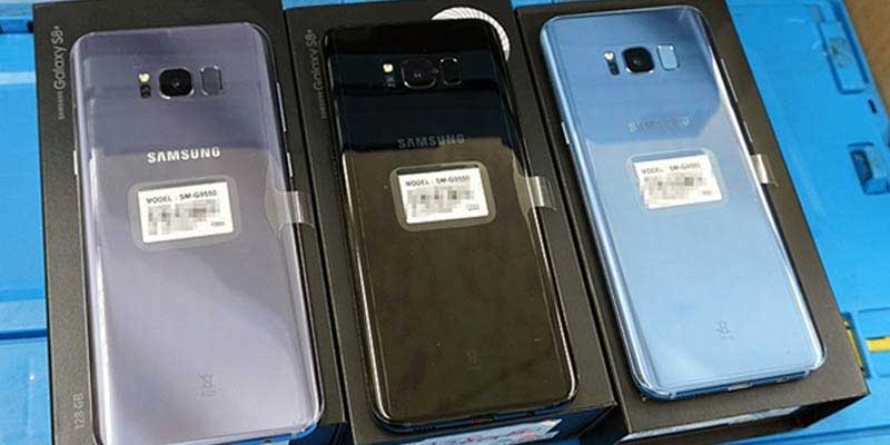 Samsung Galaxy S8 RAM 6 GB 1