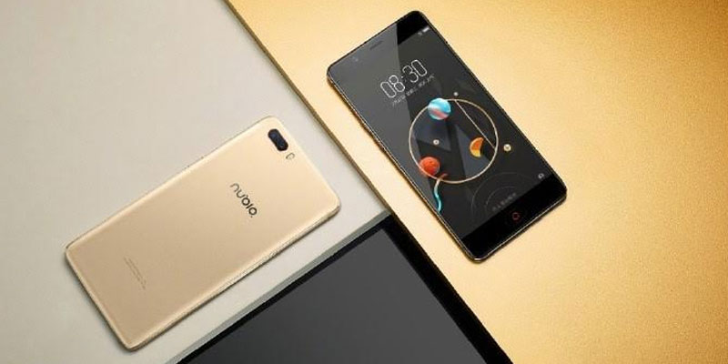 Prices and specifications Nubia M2