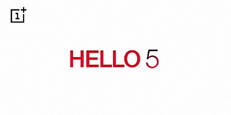 hello oneplus 5