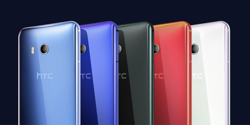 Flagship HTC U 11 Released, More Expensive than Galaxy S8