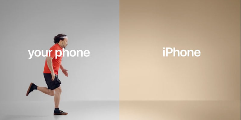 Apple: Wear iPhone and Other Smartphones Leave