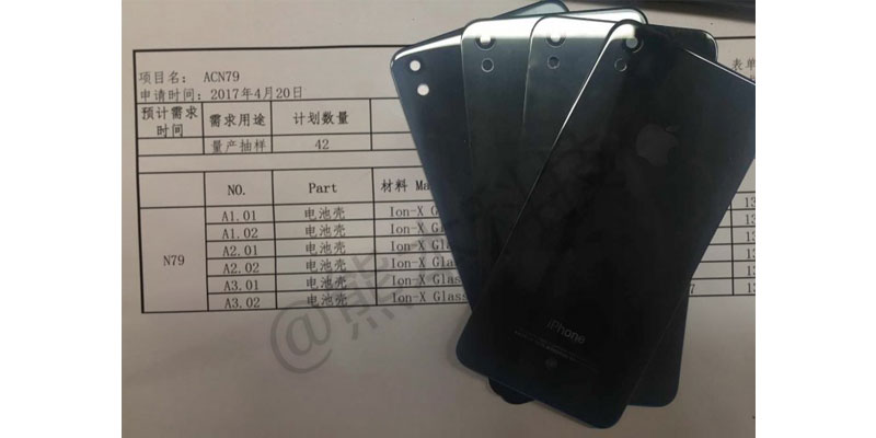 iPhone SE (2017) with Black Glass Panel will Revealed June 5, 2017?