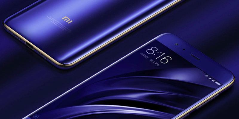 5 Similarities Xiaomi Mi-6 und iPhone 7 plus