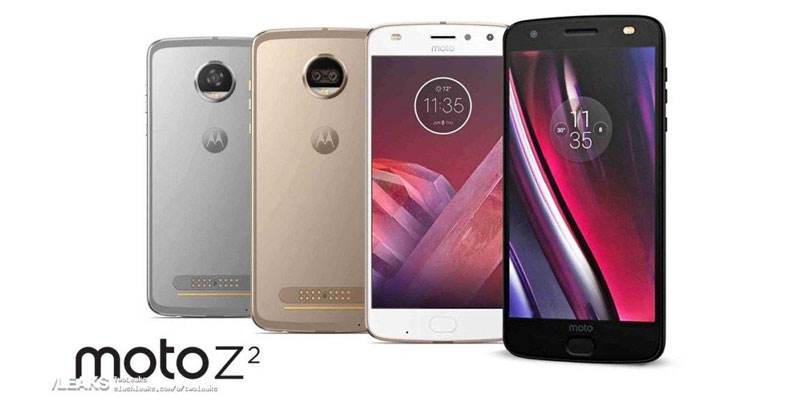 It Looks Official Moto Force Z2 and Z2 Play, What's the Difference?