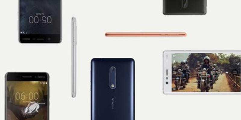 Nokia Android Smartphone Available in Global Market Starting in June 2017
