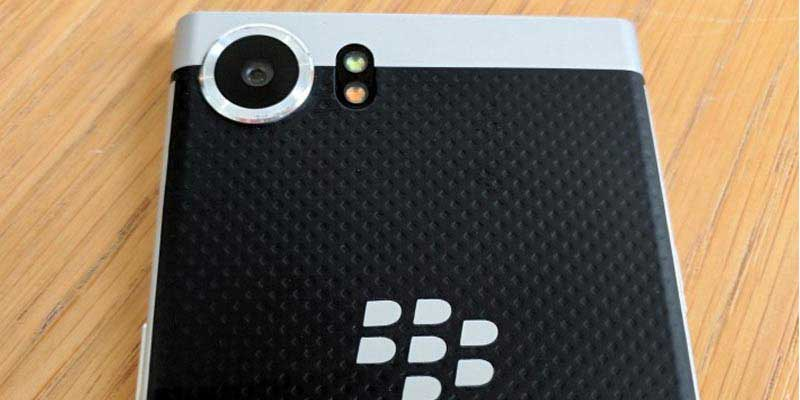 BlackBerry Android Misterius
