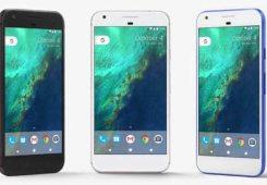 Google Pixel 1 245x170