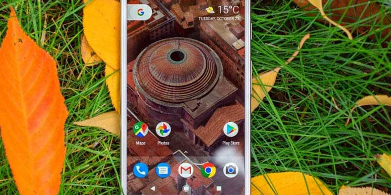 Google Pixel Android O