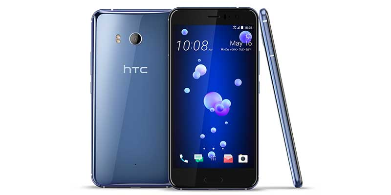 Body Beautiful Htc Mobile Turns U11 Bending