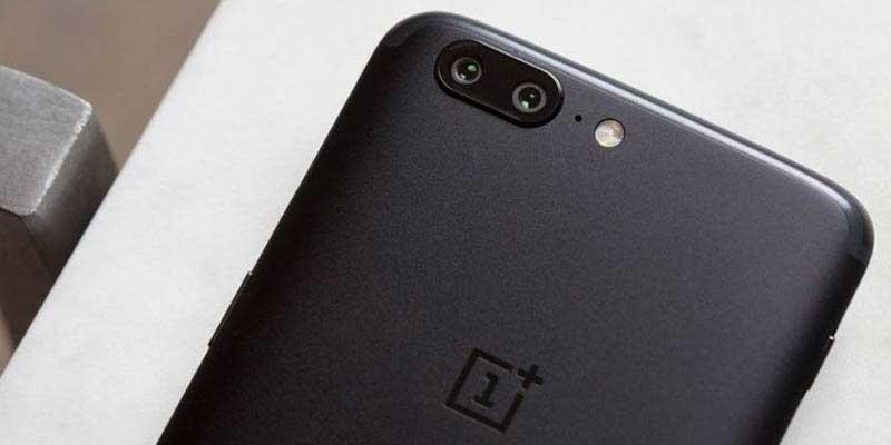 OnePlus 5 Dual Camera 1