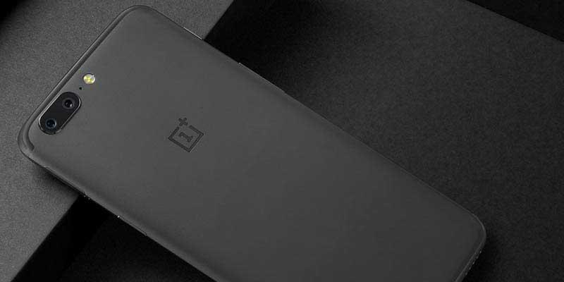 OnePlus 5 Smartphone 1