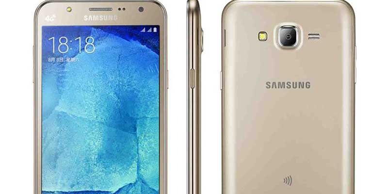 Samsung Galaxy J7 WiFi 1