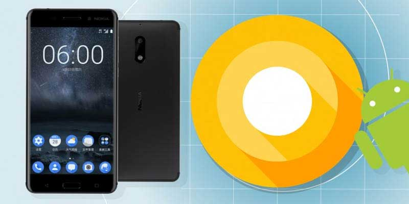 Smartphone Nokia Android O