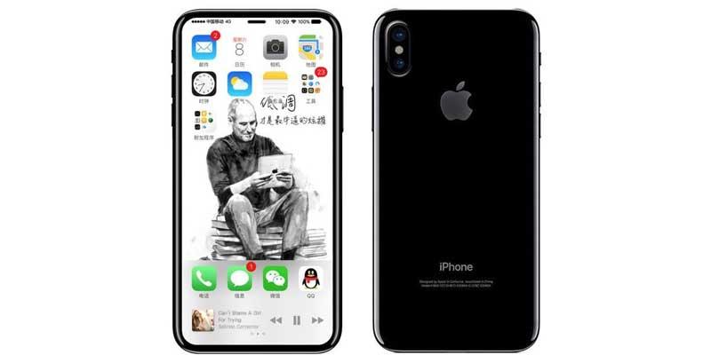 iPhone 8 Leak
