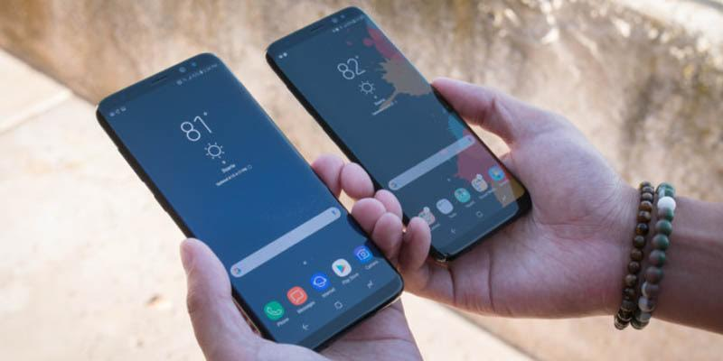 Galaxy S8 outperform the iPhone 7 Plus and LG G6 so that Top in the World