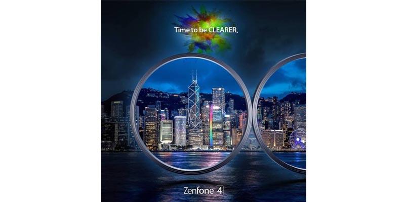 ASUS Zenfone 4 Teaser 3