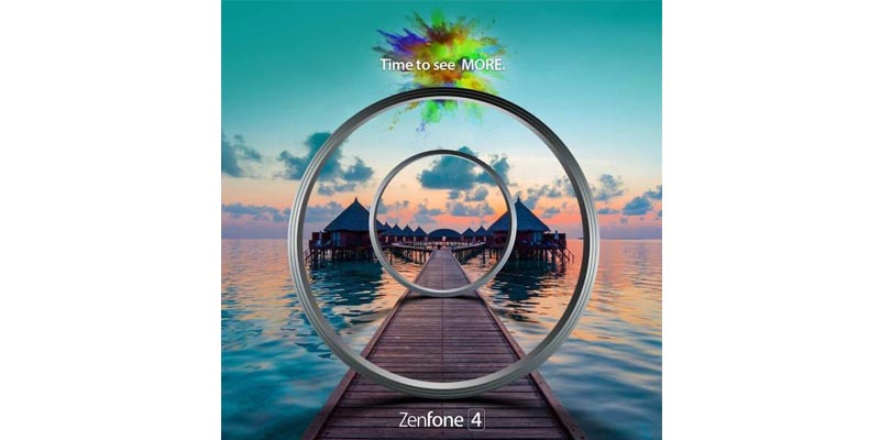 ASUS Zenfone 4 Teaser 4