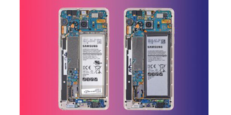 Galaxy Note FE iFixit