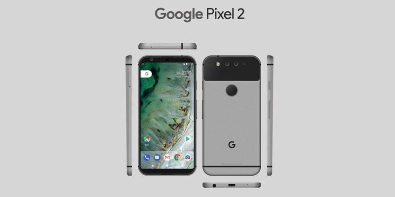 Google Pixel 2 Leaks