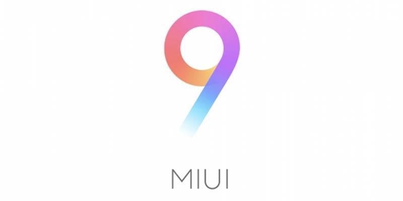 MIUI 9 Logo 1