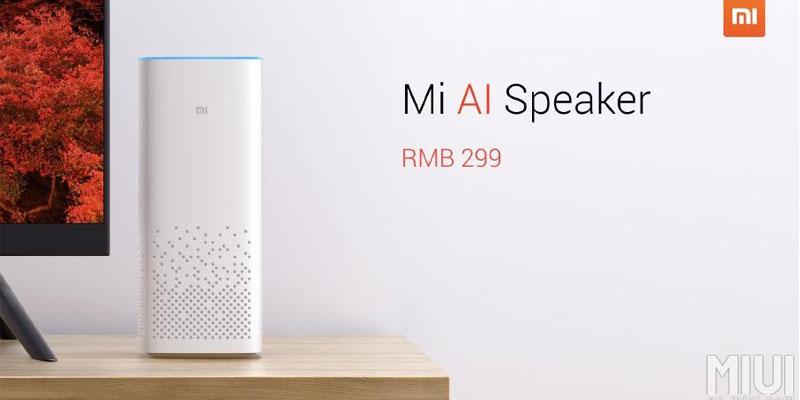 Mi AI Speaker 1