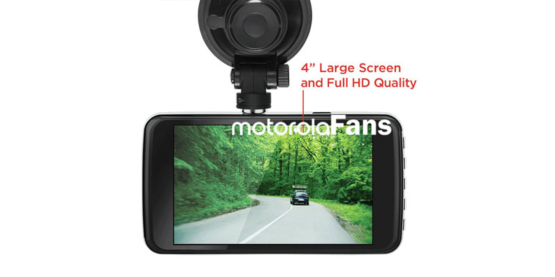 Motorola Dash Camera 2