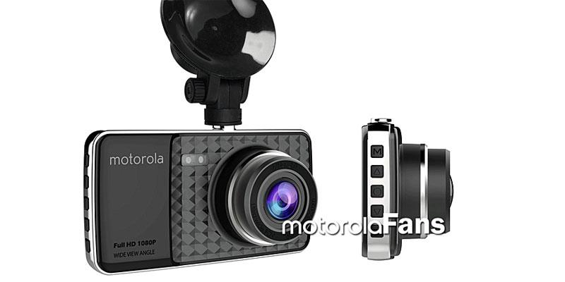 Motorola Dash Camera